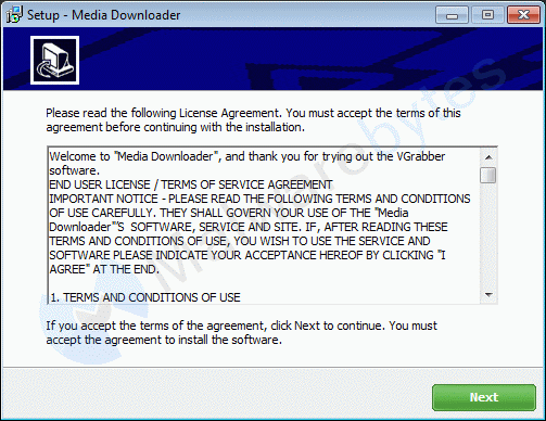 Removal instructions for Media Downloader - Malware Removal