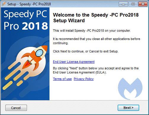 speedypc pro 2018
